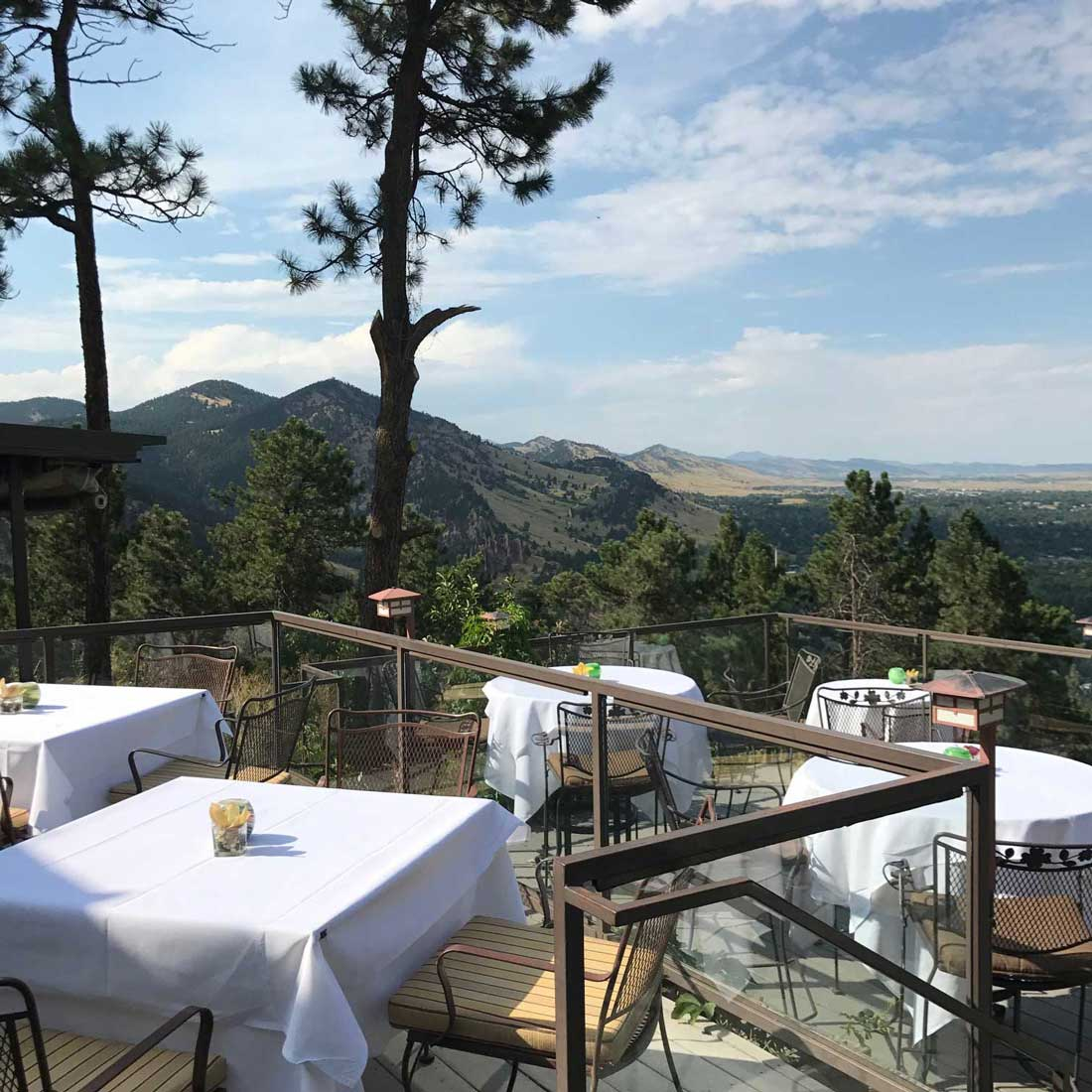 Flagstaff House Refined American Dining Atop Flagstaff