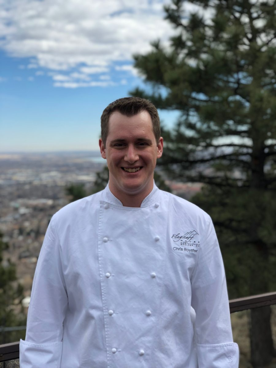 Colorado Meetings and Events: Chris Royster and Adam Monette Take on New Roles at Flagstaff House Restaurant
