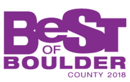 Best of Boulder 2018: Best Fine Dining & Best Dessert
