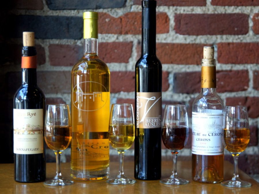 5280 Magazine: Why You Should Be Drinking More Dessert Wine in Denver