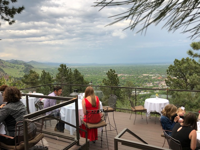 Travel Boulder: Happy Hours with a View