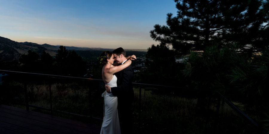 Bergreen Photography: Joyful Boulder CO Wedding (and Hike) | Allison and Michael