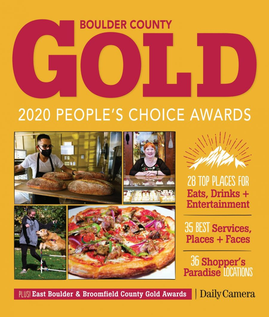Daily Camera: Boulder County Gold 2020 Winners